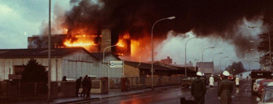 Drei Tote, viele Verletzte: Linde-Brandkatastrophe jährt sich zum 50. Mal