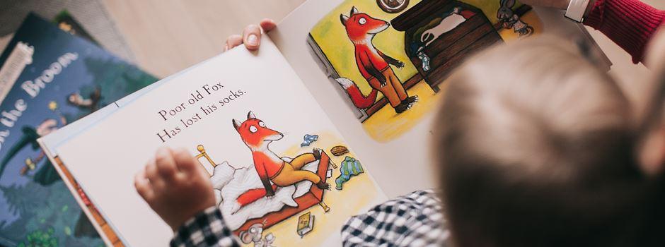 Vorlesen - Was haben Kinder eigentlich davon?