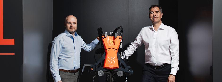 German Bionic – Augsburger Startup bringt Mensch und Maschine zusammen