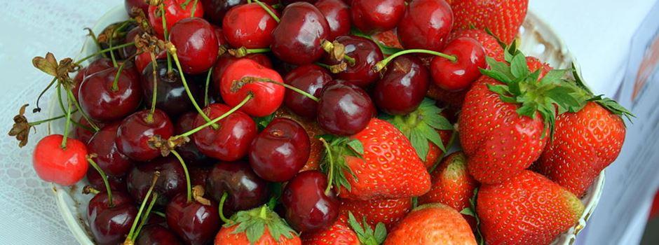 Schon wieder: Polizei stoppt mehrere Obstdiebe