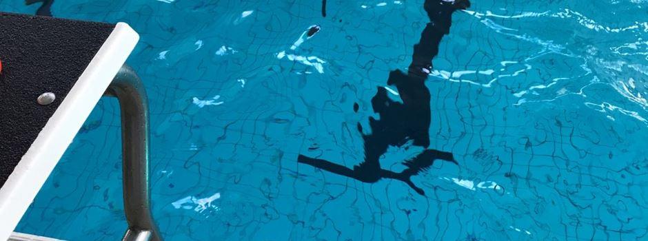 Hallenbad Herzebrock schließt eher aufgrund Erkrankung im Schwimmmeisterteam