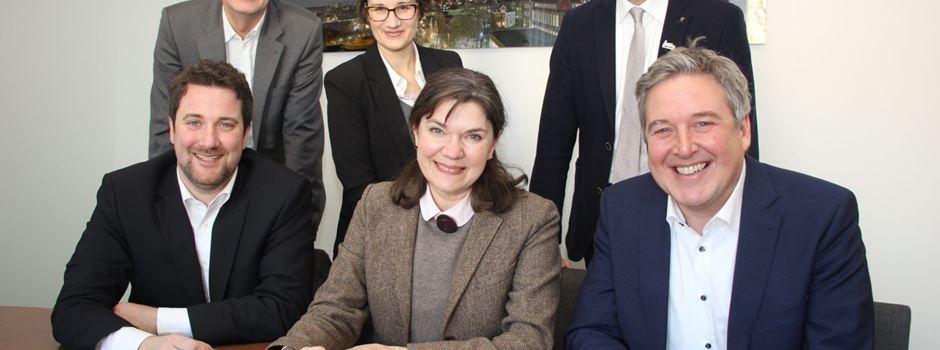 """""""Gewerbepark Flughafen GmbH"""" ist gegründet"""