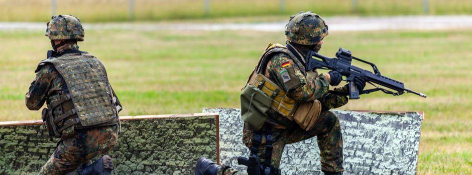 5 Fakten zur Bundeswehr in Mainz