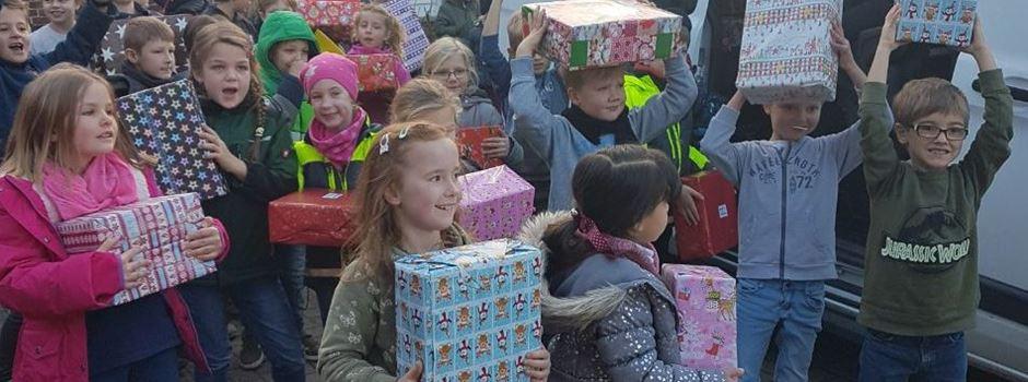 Bolandschule: Aktion Kleiner Prinz 2017