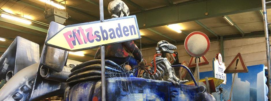 So machen sich die Mainzer an Fastnacht über Wiesbaden lustig