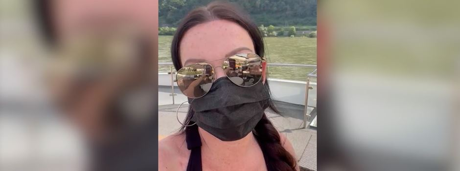 Feuer an Bord: Fluss-Kreuzfahrtschiff mit bekannter Waltroperin evakuiert