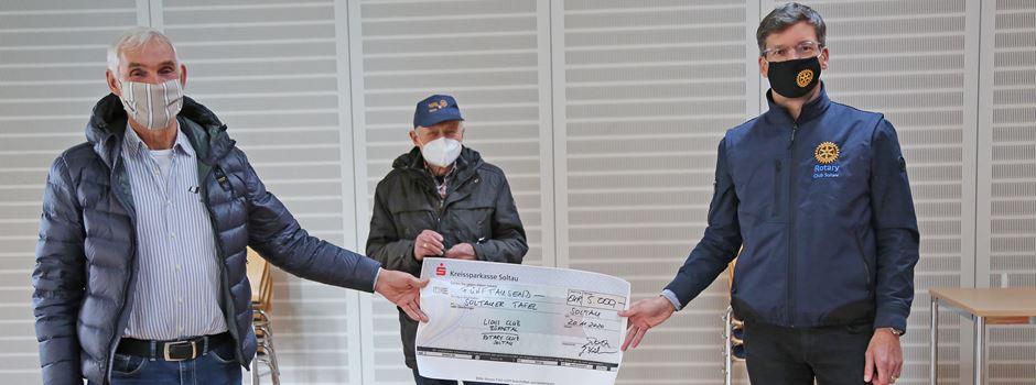 5.000 Euro für die Soltauer Tafel
