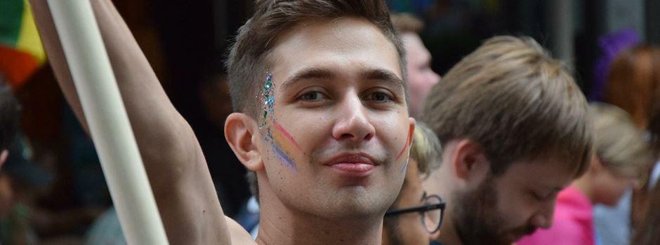 Warum Christian (26) der nächste Mr. Gay Germany werden will