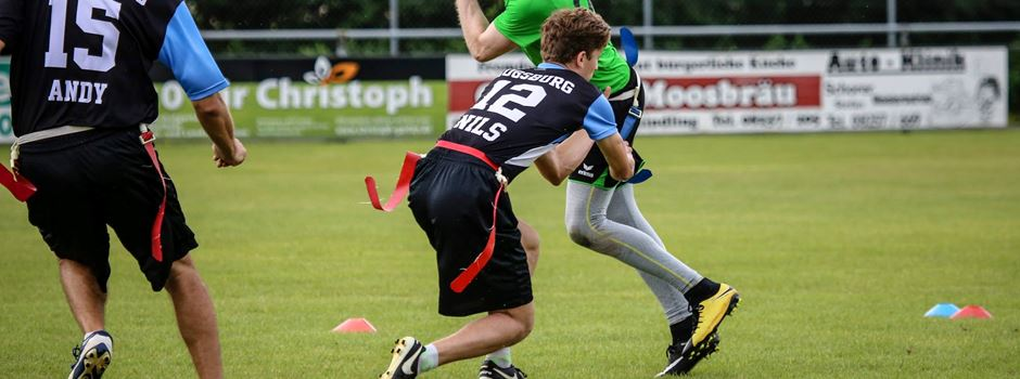 Athletisch & dynamisch – Flag Football in Augsburg