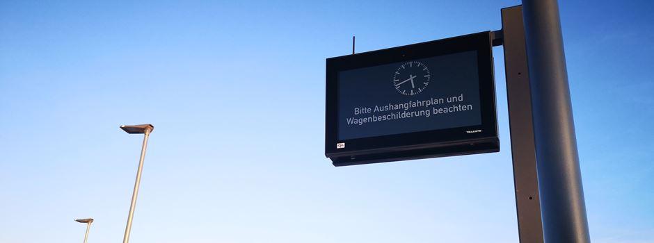 Frankfurter Straßenbahn- und Busverkehr vom Streik betroffen