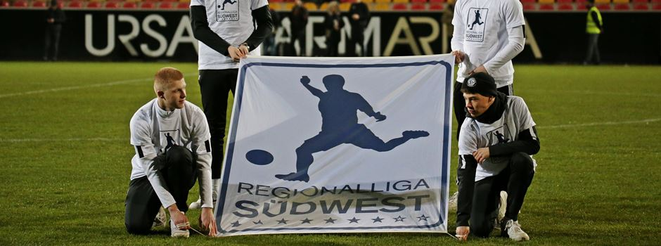 Regionalliga Südwest steht vor Saisonabbruch - FCS wohl Meister