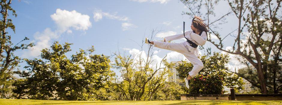 Tang Soo D0 ist wie Karate, nur ganz anders