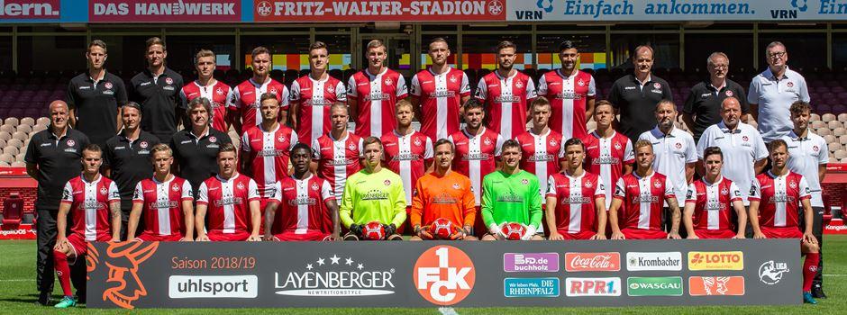 Medientag beim 1. FC Kaiserslautern