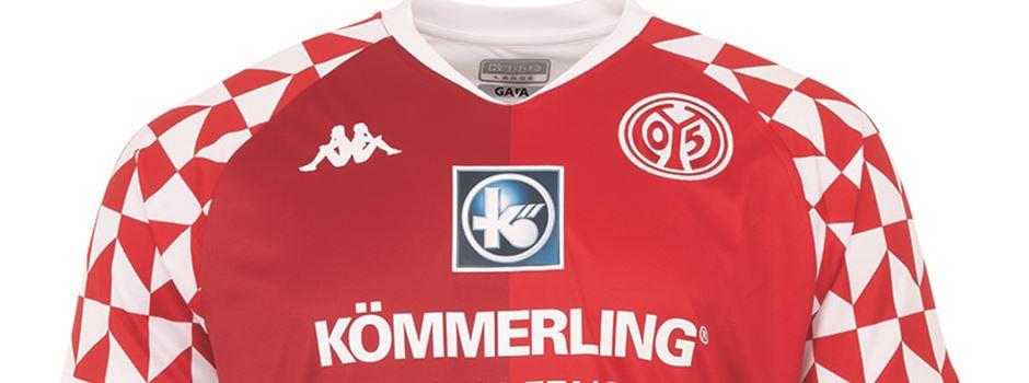Jetzt offiziell: So sieht das neue Mainz 05-Trikot aus