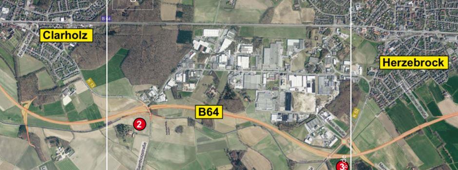 Informationsveranstaltung für die Landwirtschaft zur B64n