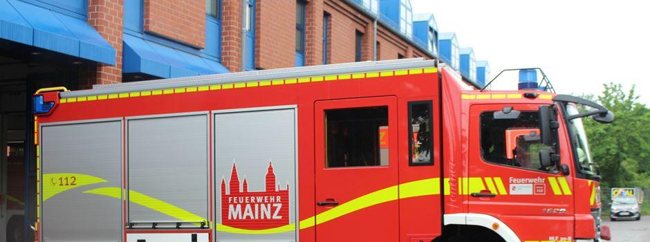 Ein Verletzter bei Brand in der Neustadt