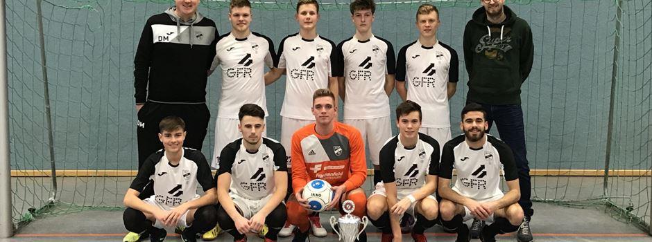 SC Verl gewinnt A-Jugend LVM Rugge Cup in Clarholz