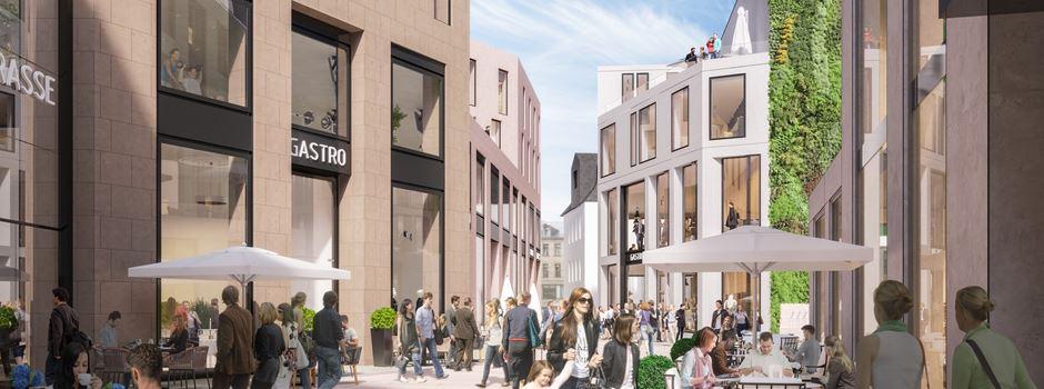 Ehemalige CityPassage soll zu offenem Stadtzentrum werden