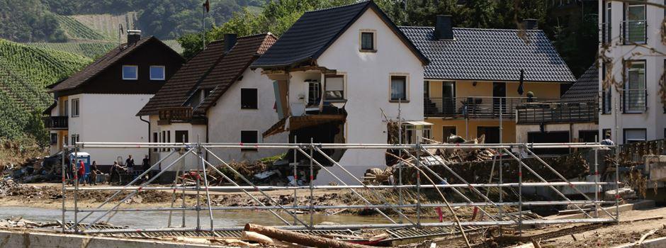 Unwetterkatastrophe in der Region: Wie kann ich helfen?