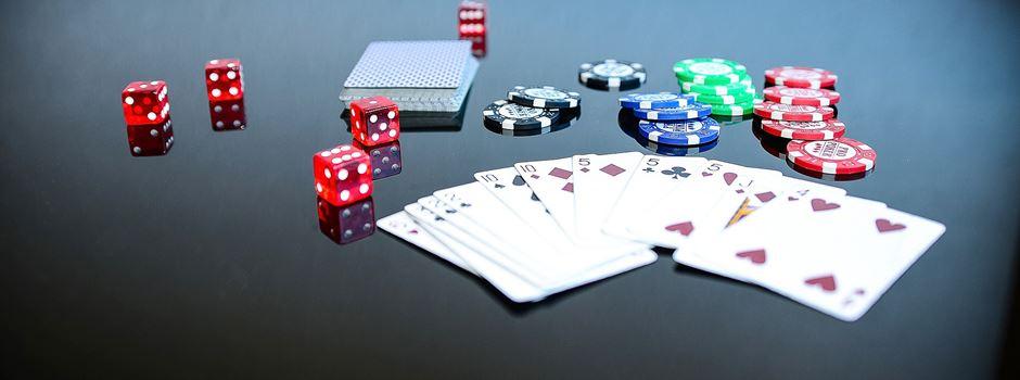 Polizei löst Pokerrunde auf