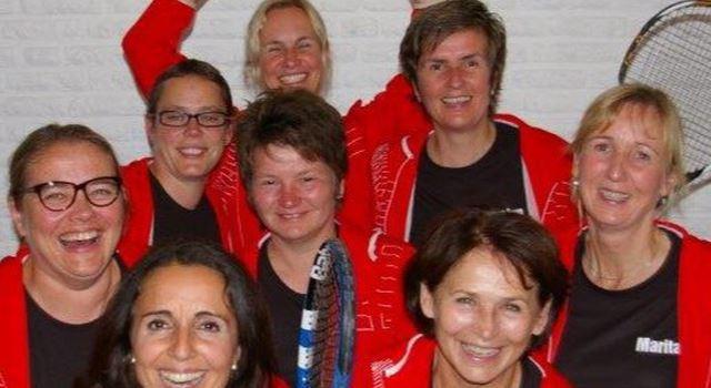 Ü30 TC Herzebrock: Aufstieg in die Westfalenliga