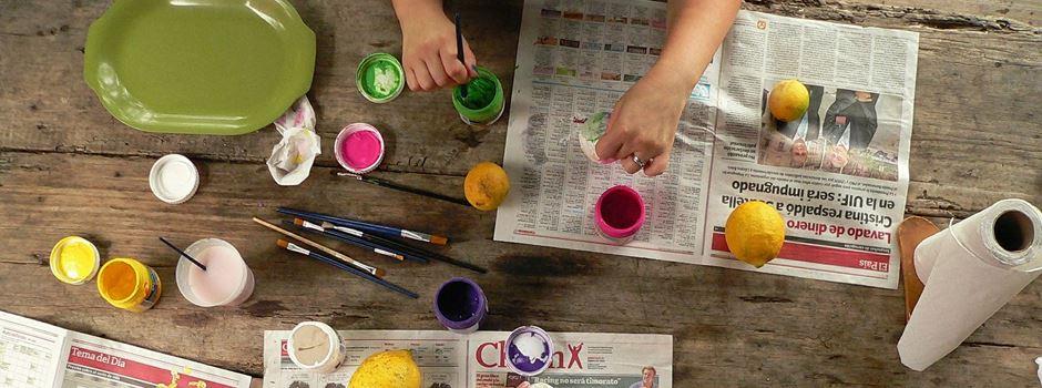 Freizeitaktivitäten mit Kindern – 5 kreative Hallo-Tipps