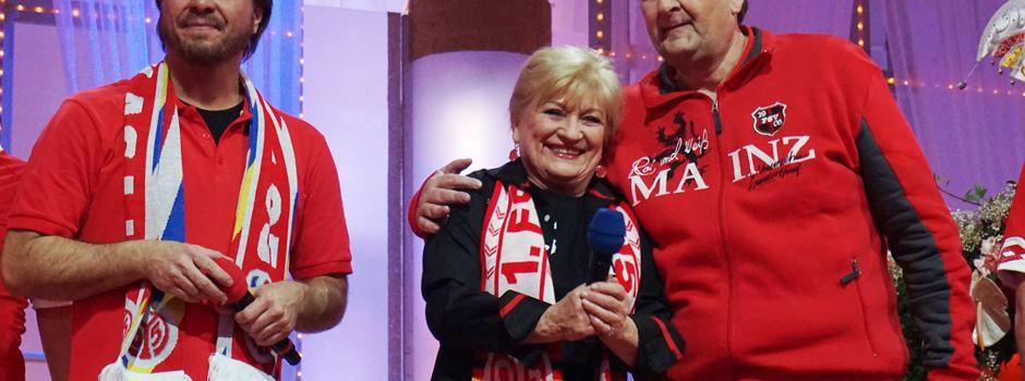Margit Sponheimer wird Mainzer Ehrenbürgerin