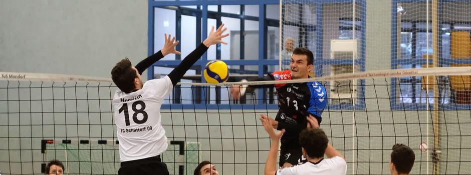 Volleyball: TuS Mondorf verliert im Tie-Break
