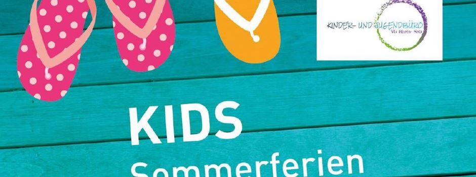 Sommerferienprogramm 2021 der Verbandsgemeinde Rhein-Selz