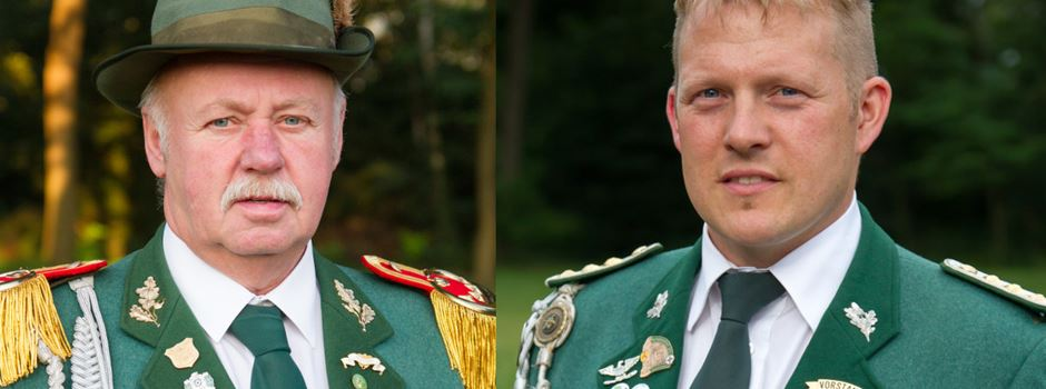 Kommandowechsel bei den Schützenbrüdern in Heerde