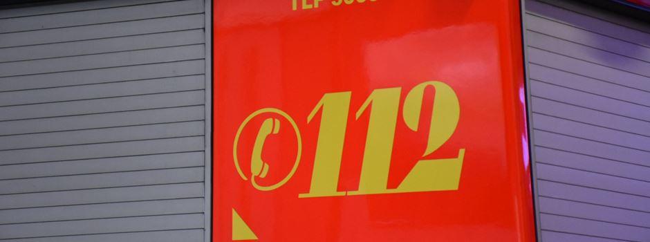 Zeitweiser Ausfall der Rufnummern 110 und 112