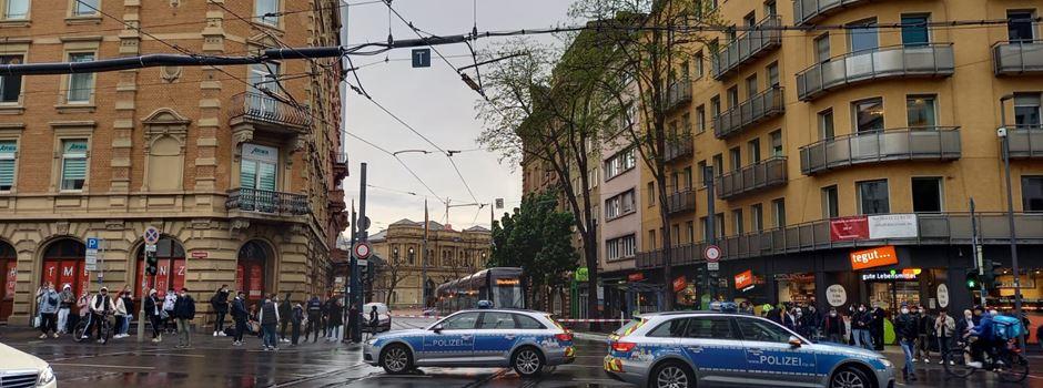 Polizei gibt Details zu Sprengung am Hauptbahnhof bekannt