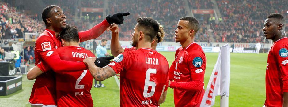 Mainz 05 stellt kuriosen Rekord auf