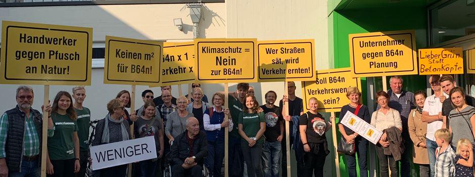 B64n Bürgerveranstaltung in Herzebrock-Clarholz