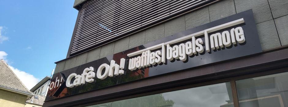 """""""Café Oh"""" leer geräumt"""