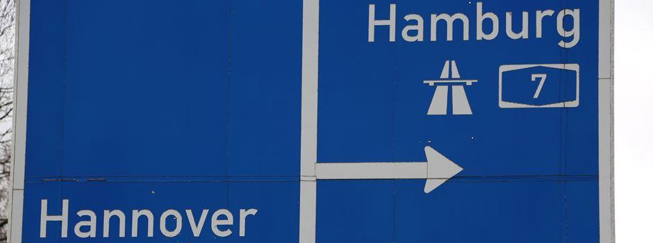 A 7: Sperrung der Anschlussstellen