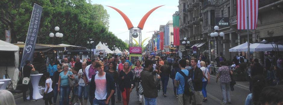 So wird das 42. Wilhelmstraßenfest