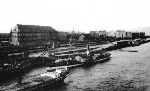 So sah Mainz früher aus