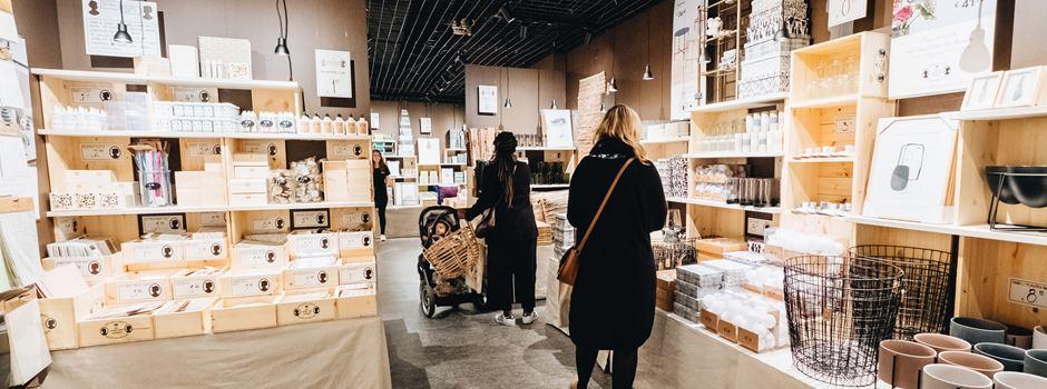 Søstrene Grene bringt stylischen Krimskrams nach Augsburg