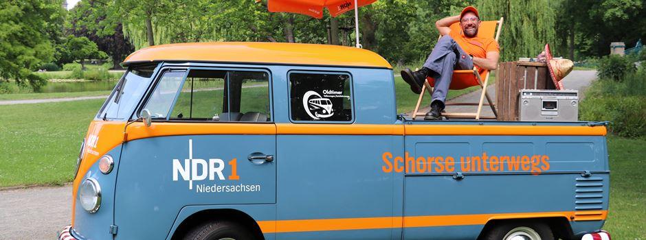 NDR 1 Niedersachsen besucht Iserhatsche