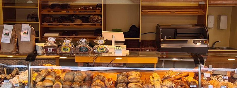 Ansturm auf den neuen Bäcker in Schwabsburg