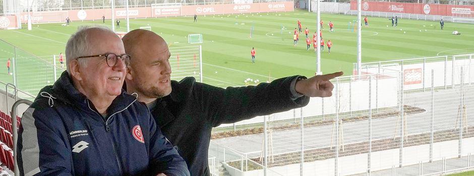 Rouven Schröder verlängert Vertrag bei Mainz 05
