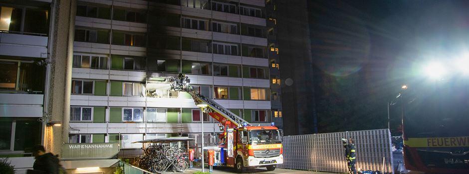 Großeinsatz in der Oberstadt: Feuerwehr gibt weitere Details bekannt