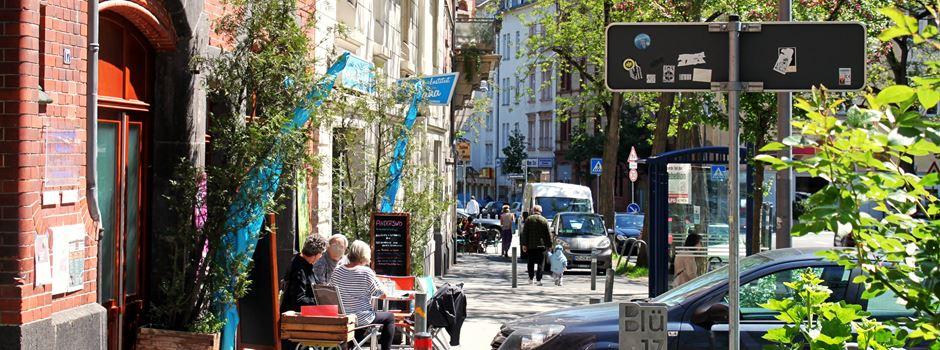 In der Blücherstraße gibt es jetzt ein Straßenfest