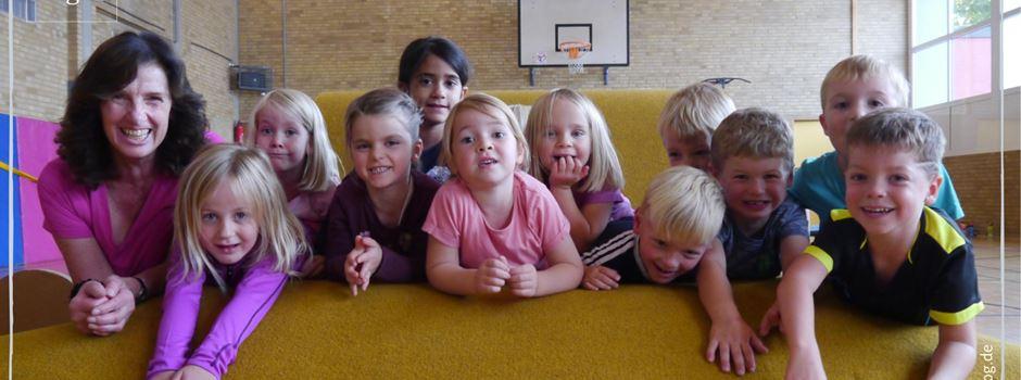 Kinderturnen beim TSV Victoria Clarholz