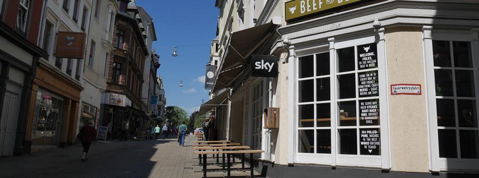 Burgerladen in Wiesbaden-Mitte schließt am Wochenende