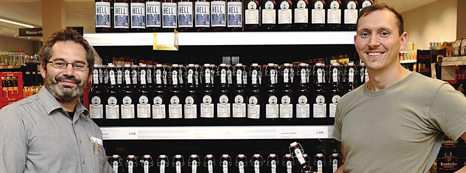 Neues Bier von MachPuls und der Brauerei ScharrenBräu – gebraut mit echtem Niederkasseler Wasser!