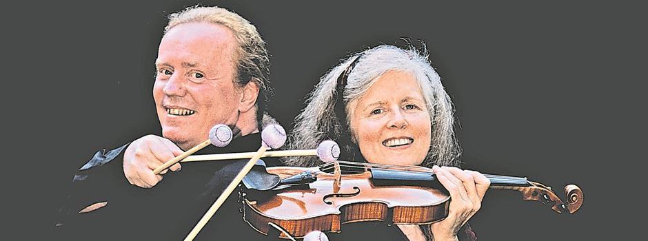 """""""TagTraumTanz"""" mit Geige und Marimba"""