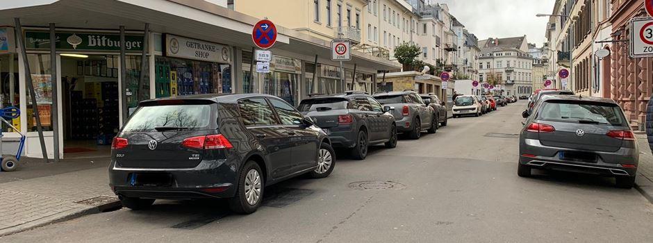 Anwohner widersetzen sich neuer Verkehrsführung und kriegen alte zurück