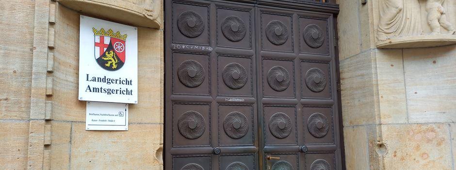 Tumulte im Mainzer Gericht